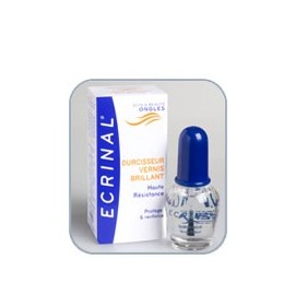 Ecrinal - Durcisseur Vernis Brillant - Flacon 10 ml