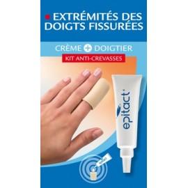 Epitact - Kit Crevasse Extrémité Des Mains - Doigtier TM + Tube 10 ML