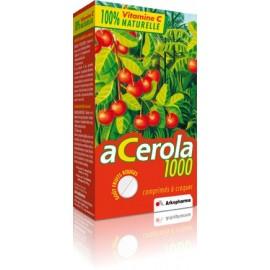Acérola 1000 à Croquer - Arkopharma - 30 comprimés