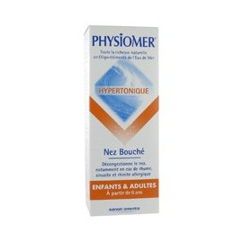 Physiomer - Spray Nasal Adulte Hypertonique - 135 ml