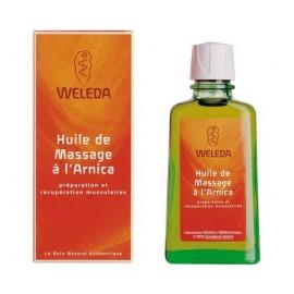 Weleda - Huile de Massage Arnica - Flacon de 100 ml