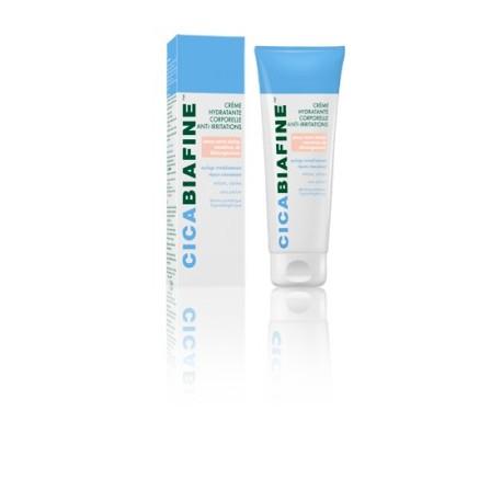 Cicabiafine - Crème hydratante corporelle anti-irritations - Tube 200 ml