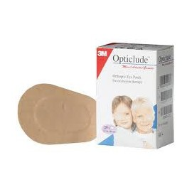 Opticlude - Ecran Orthoptique Adulte - Boite de 20