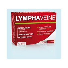 Lymphaveine - Circulation Veineuse - 60 Comprimés