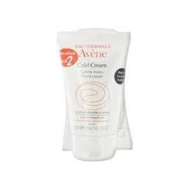Avene - Cold Cream Crème Mains Désséchées - lot de 2x50 Ml