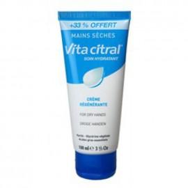 Vita Citral - Crème Mains Soin Hydratant régénérante - 100 ML
