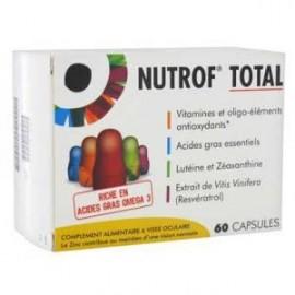 Nutrof Total - bien-être oculaires yeux - Boite 60 capsules