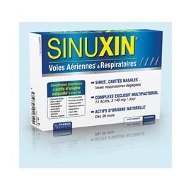 Sinuxin - Voies aérienne et respiratoires - 3 Chênes - 16 Sachets