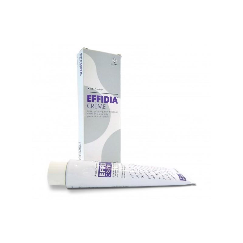 effidia cr me acide hyaluronique tube 100 grammes autour de la pharmacie. Black Bedroom Furniture Sets. Home Design Ideas